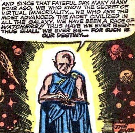 Comics Le serment des Gardiens