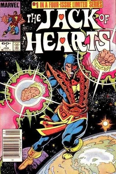 Comics Le Valet de coeur