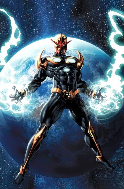 Comics Nova (Richard Rider)