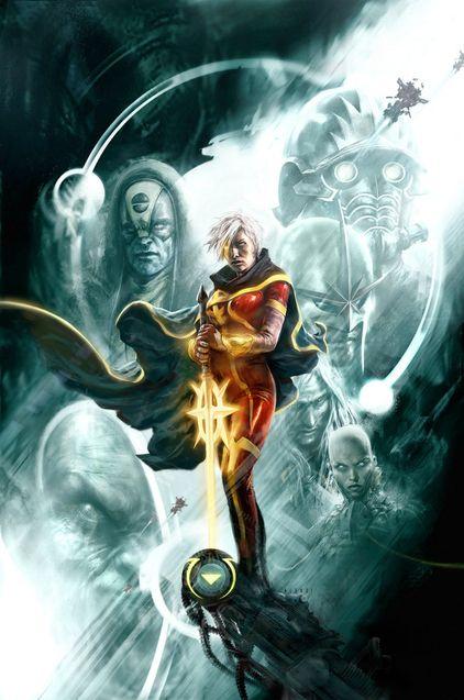 Comics Phyla-Vell