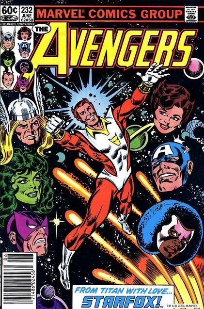 Comics Starfox