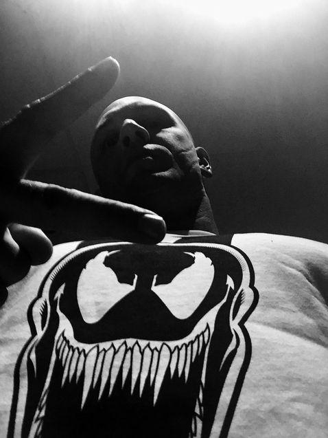 Photo Tom Hardy Venom