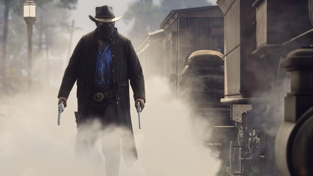 Photo Red Dead Redemption 2