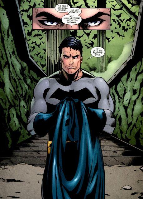 Comics Bruce Wayne / Batman