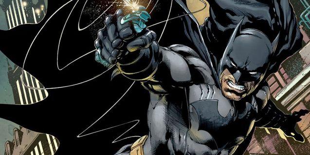 Comics Les gadgets de Batman
