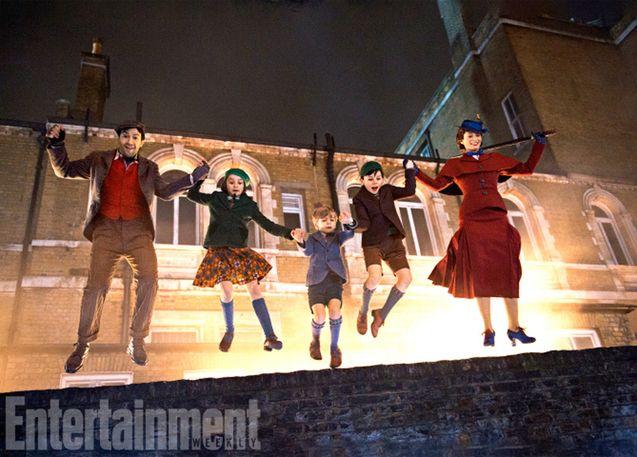 Photo Mary Poppins Returns