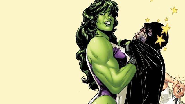 Photo Miss Hulk