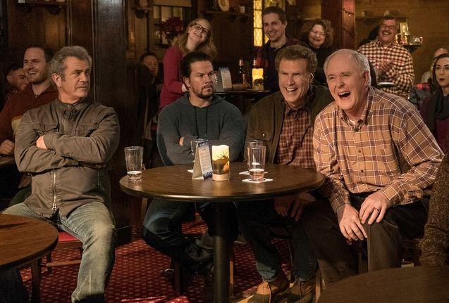 Photo Mel Gibson, Mark Wahlberg, Will Ferrell, John Lithgow