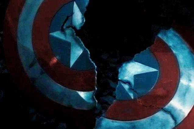 Photo Mort Captain America