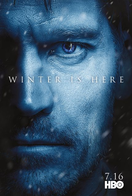 Affiche Jaime Lannister, Nikolaj Coster-Waldau
