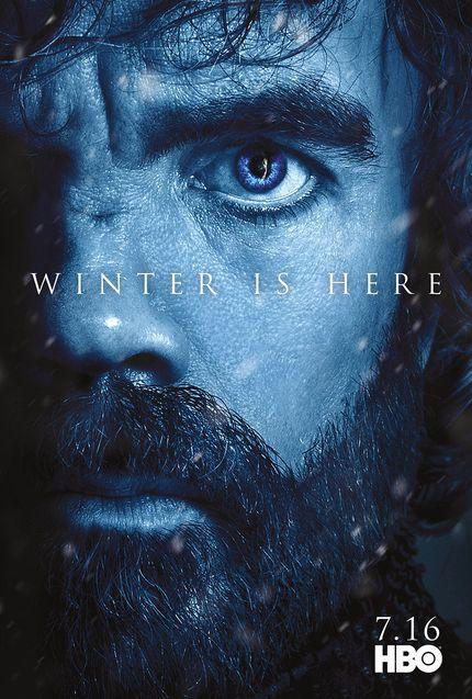 Affiche Tyrion Lannister, Peter Dinklage