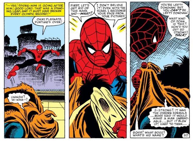 Comics Le Super Bouffon