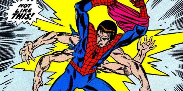 Comics Les 6 bras de Spider-Man