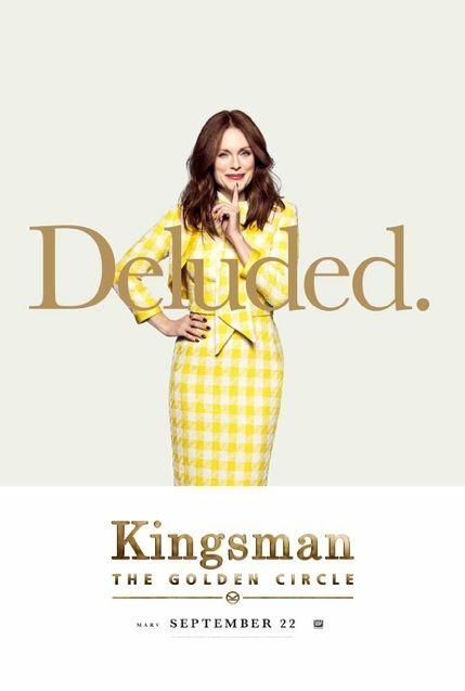 kingsman-le-cercle-d-or-photo-julianne-moore-993619 dans Films series - News de tournage