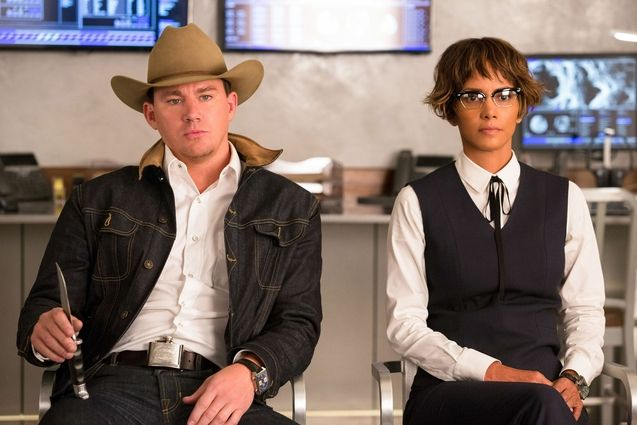 Photo Channing Tatum, Halle Berry