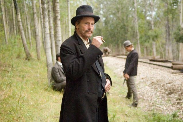 Photo L'Assassinat de Jesse James par le lâche Robert Ford