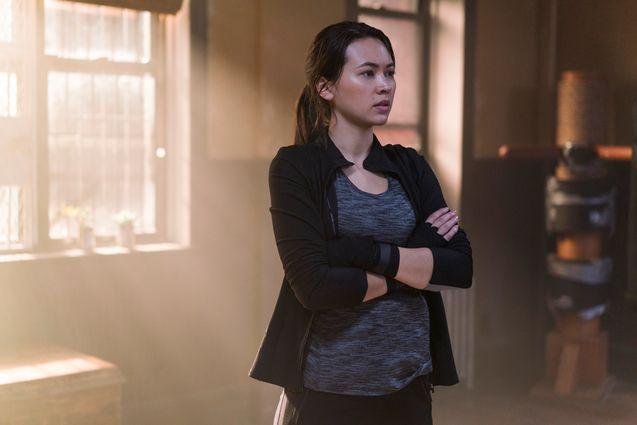 Photo Jessica Henwick, The Defenders saison 1