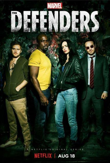 Photo , The Defenders