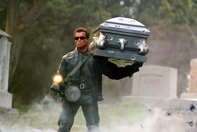 Photo Terminator 3 : Le Soulèvement des machines