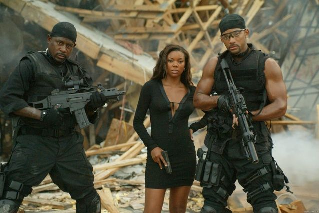 Photo , Martin Lawrence, Will Smith, Gabrielle Union