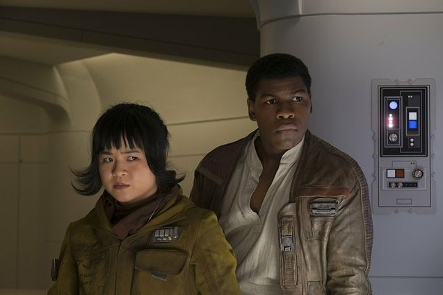 Photo Kelly Marie Tran, John Boyega