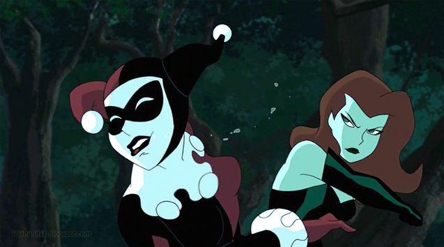 Photo Harley Quinn Poison Ivy