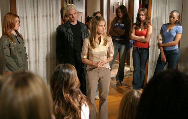 Photo Sarah Michelle Gellar, Buffy contre les vampires Saison 7