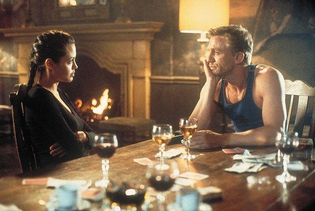 Photo Daniel Craig, Angelina Jolie