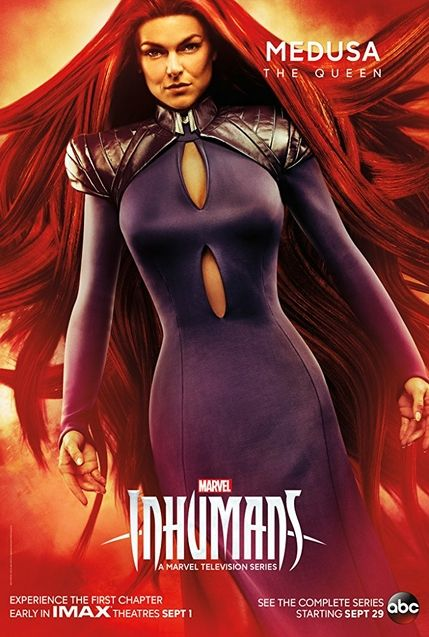 Photo The Inhumans saison 1