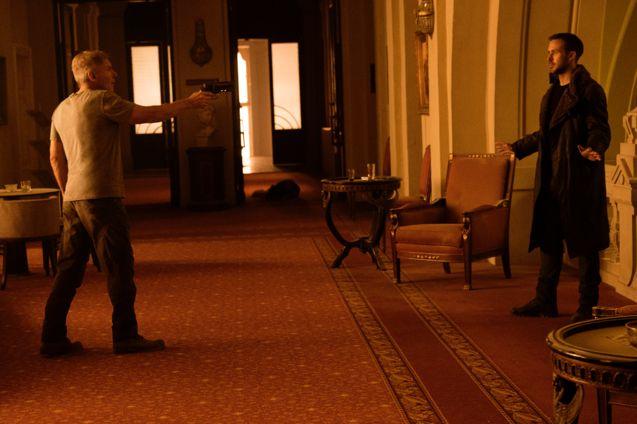 Photo Ryan Gosling, Harrison Ford