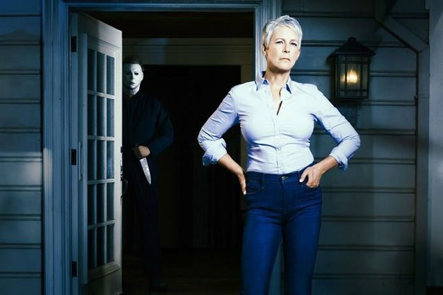 Photo Jamie Lee Curtis