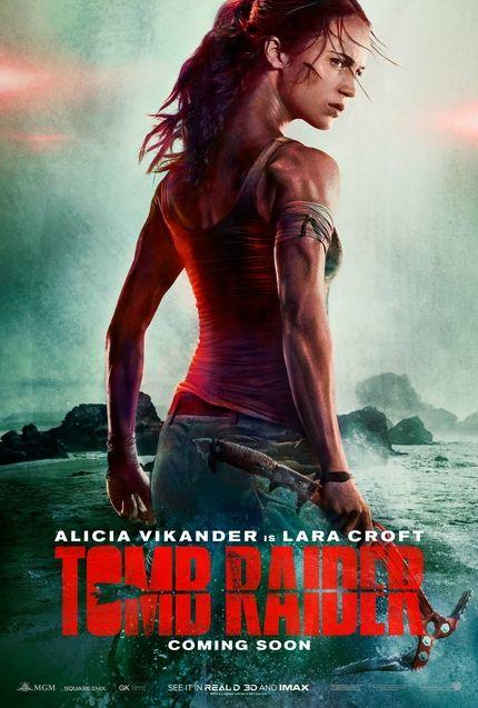 Films A Sortir : Infos, bande-annonces... - Page 24 Tomb-raider-affiche-998998