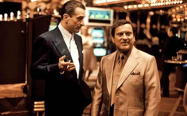 Photo Robert De Niro, Joe Pesci