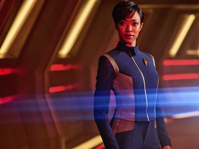 Photo Sonequa Martin-Green, Star Trek : Discovery