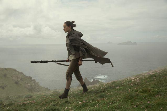 Photo, Daisy Ridley