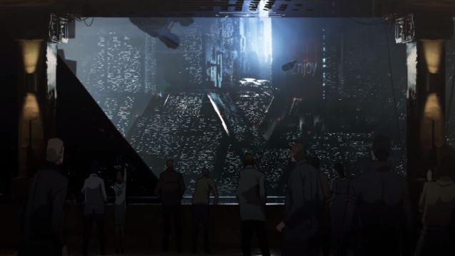 Court-métrage Black Out 2022