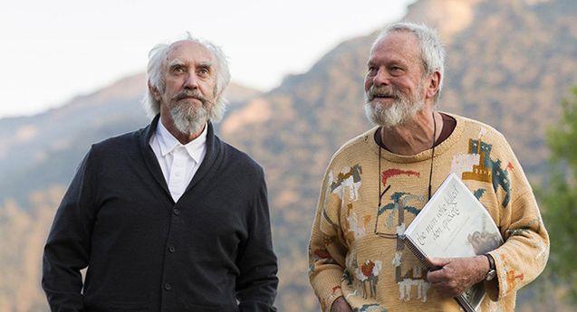 Photo Jonathan Pryce, Terry Gilliam