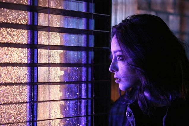 Photo Emma Dumont, The Gifted saison 1