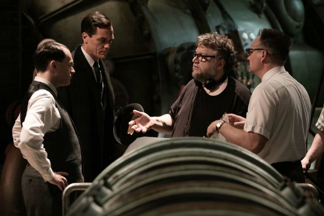 Photo Guillermo del Toro