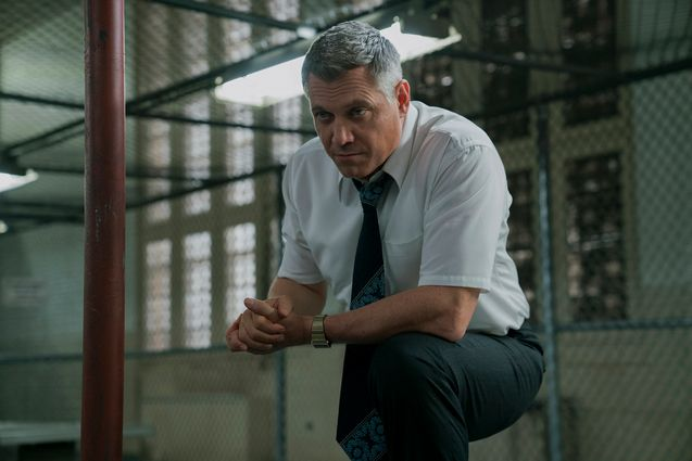 Photo Mindhunter, Holt McCallany