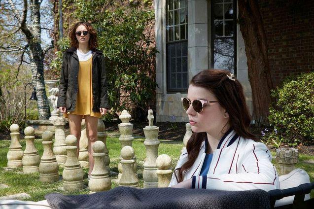 Photo , Olivia Cooke, Anya Taylor-Joy