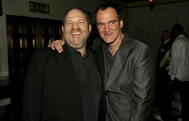 Photo Weinstein Tarantino