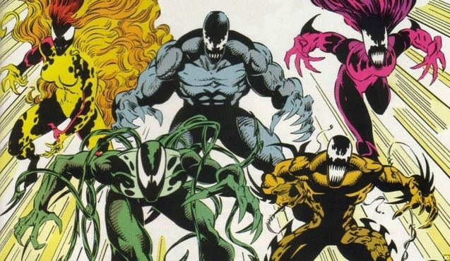 Photo Symbiote Family