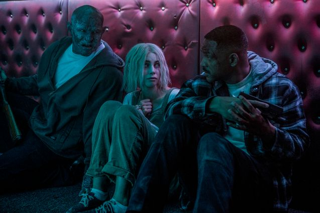Photo Lucy Fry, Will Smith, Joel Edgerton