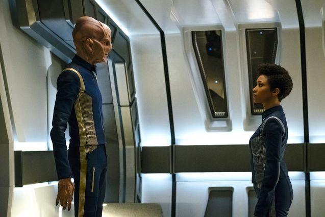 Photo Star Trek : Discovery saison 1, Star Trek : Discovery, Sonequa Martin-Green