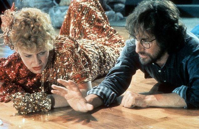Photo Kate Capshaw, Steven Spielberg