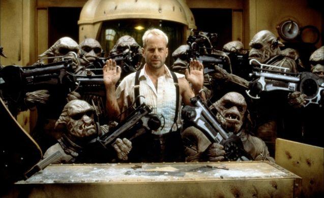 Photo , Bruce Willis