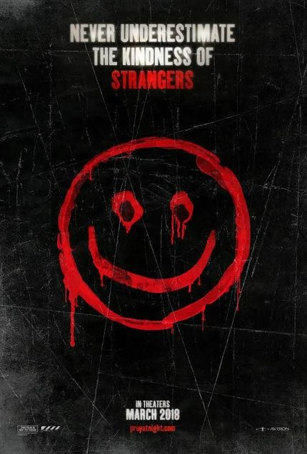 Photo The Strangers Prey at night Affiche