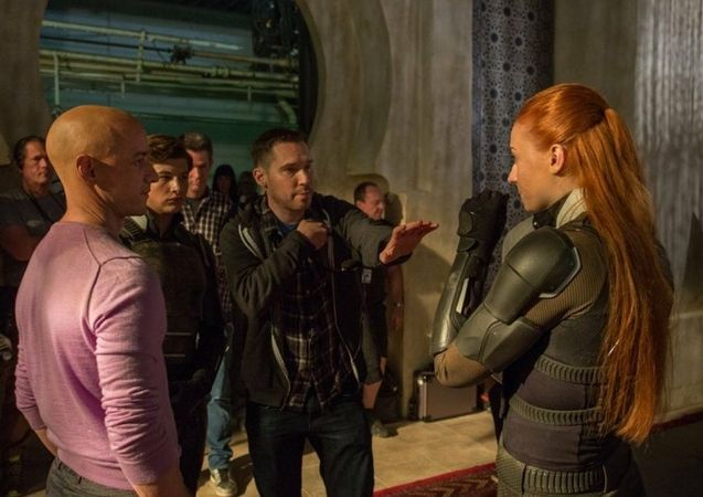 Photo X-Men : Apocalypse