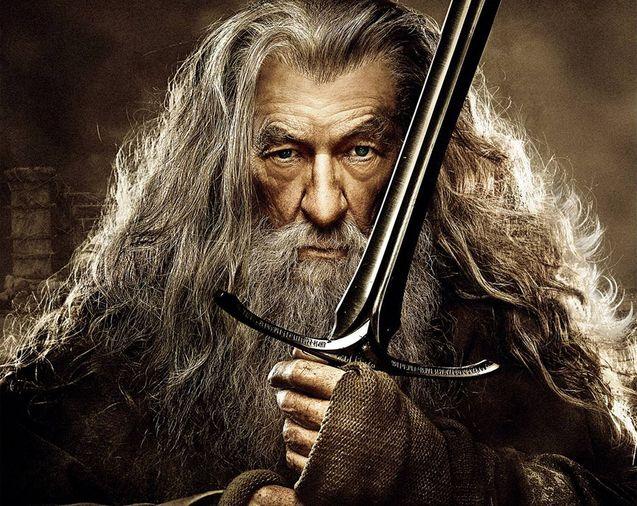 Photo Gandalf